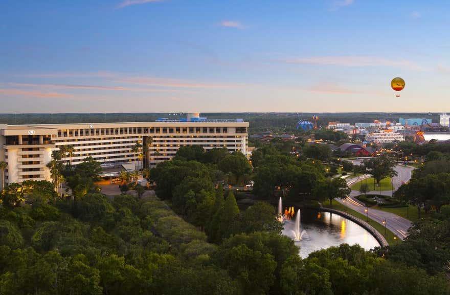 Hilton Orlando Lake Buena Vista - Disney Springs® Area