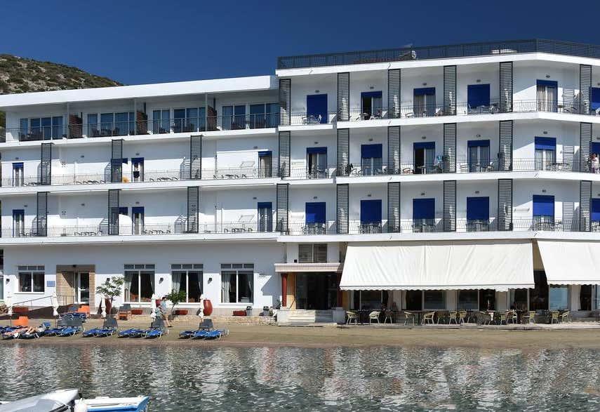 Minoa Hotel -Tolo