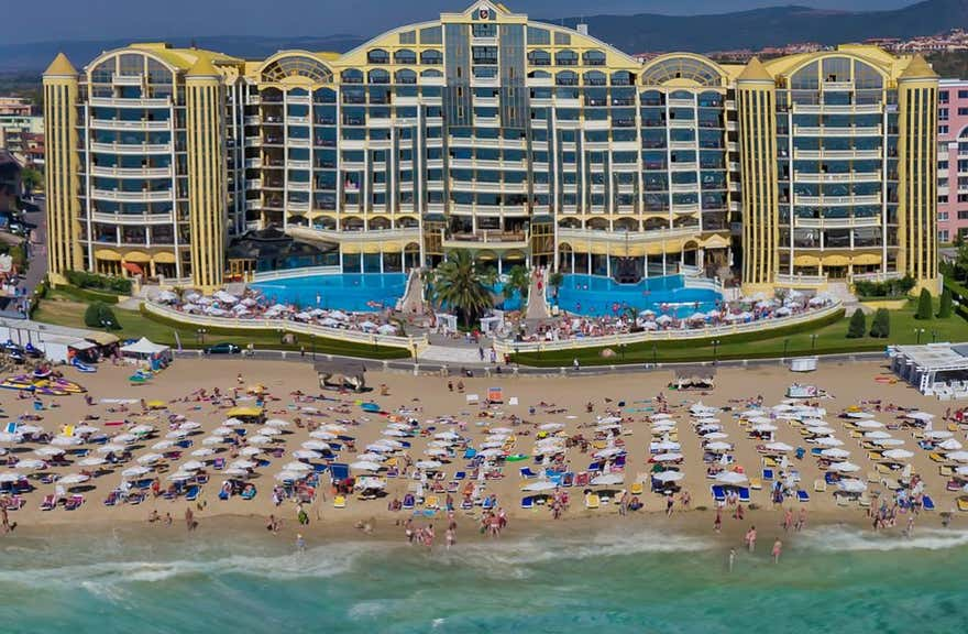 Imperial Palace Sunny Beach (ex. Victoria Palace)