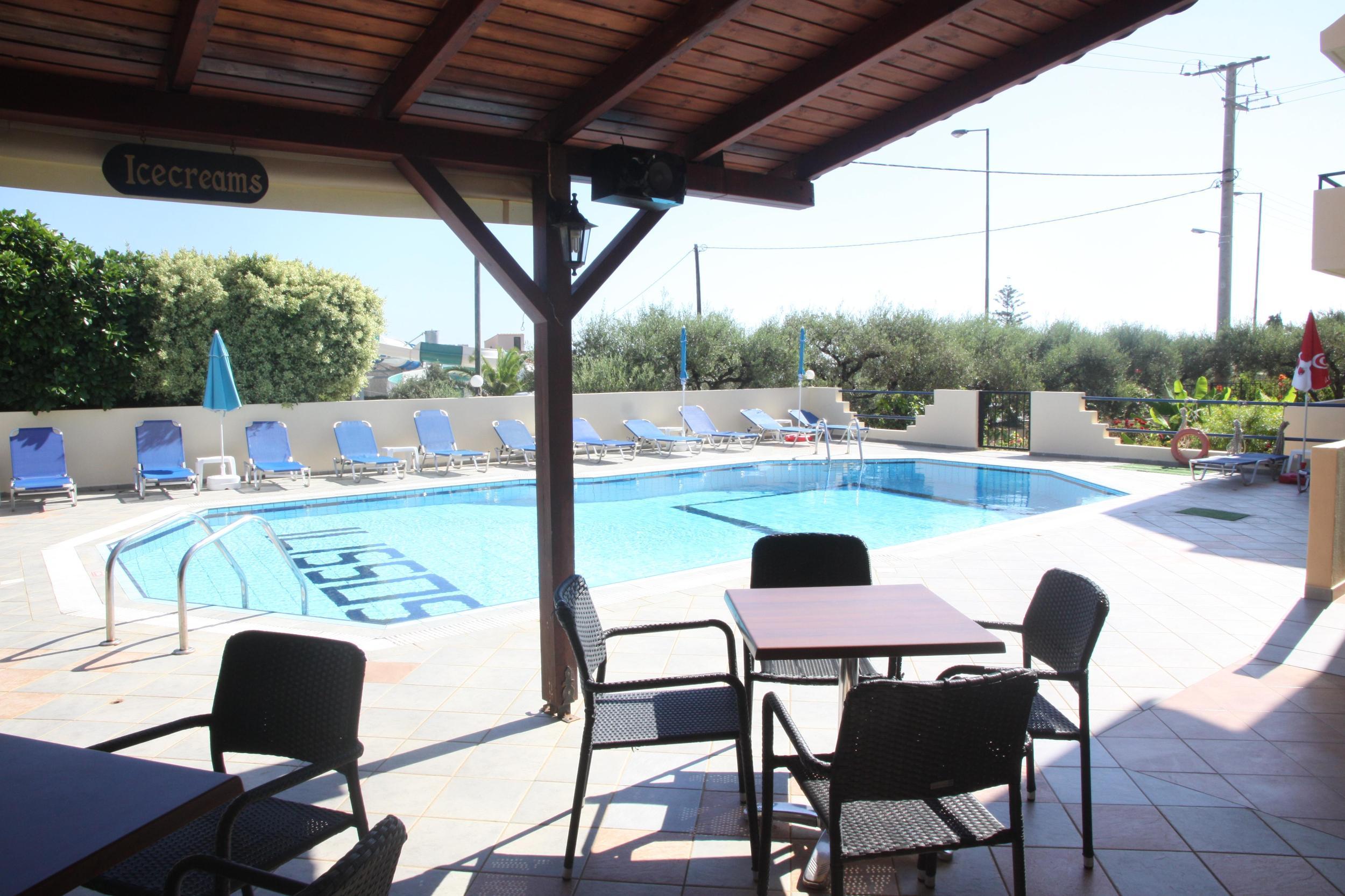 Ilissos Apartments, Crete | Hotels from £25 pp deposit ...