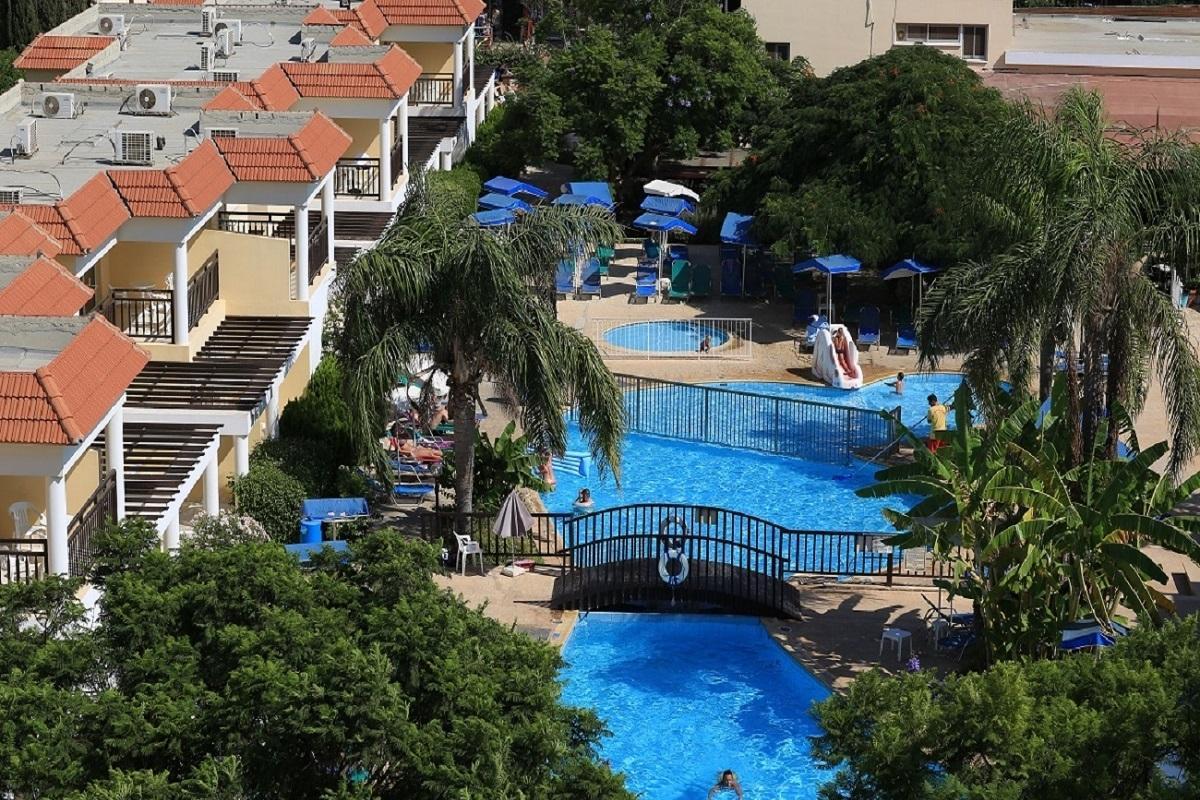 Jacaranda Hotel Apartments in Protaras, Cyprus | Holidays ...