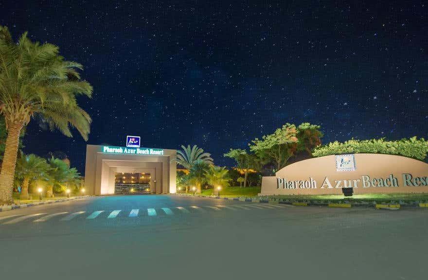 Pharaoh Azur Resort (Ex. Sonesta Pharaoh Beach Resort)