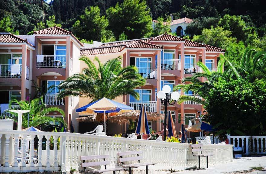 Admiral Hotel – All Inclusive