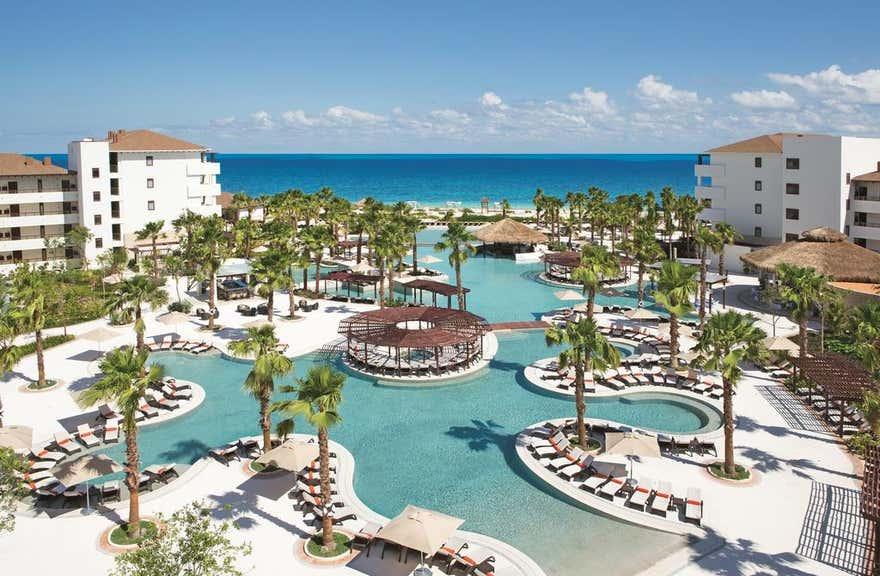 Secrets Playa Mujeres Golf Spa Resort All Inclusive