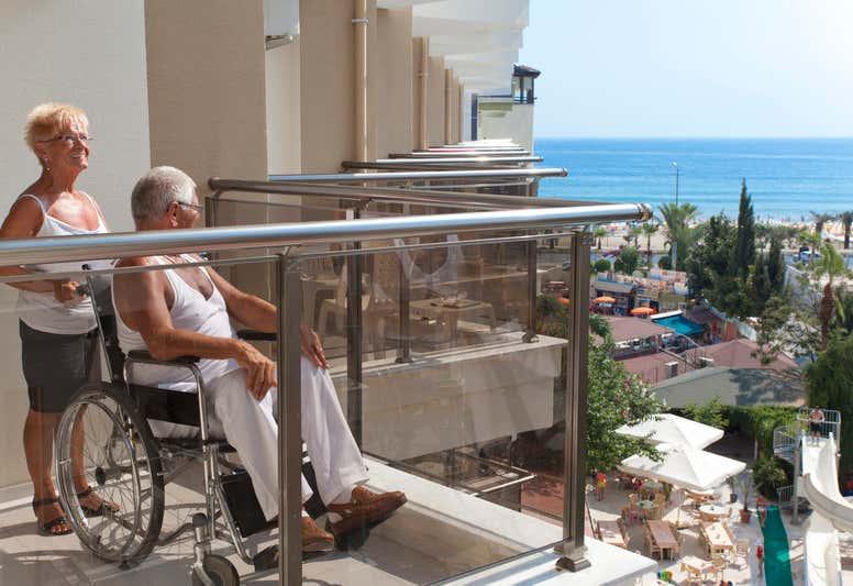 Monte Carlo Hotel - All Inclusive