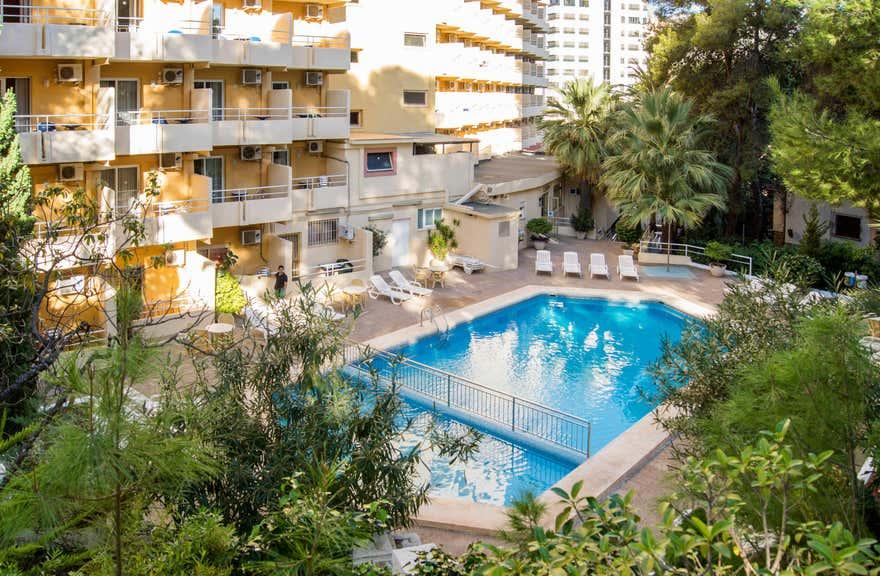 Blue Sea Calas Marina Hotel