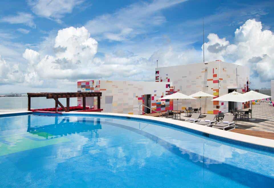 Aloft Cancun by Marriott