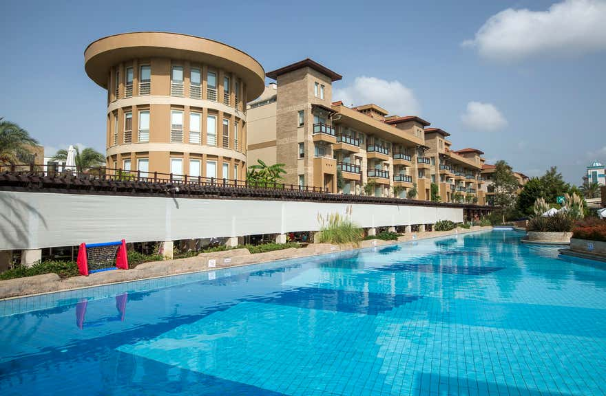 The Xanthe Resort and Spa