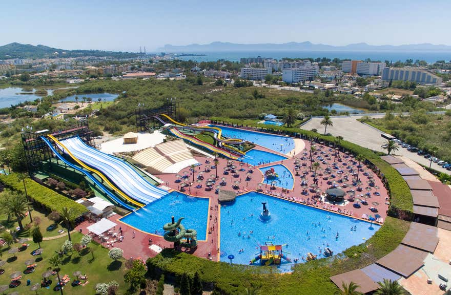 Club Mac Alcudia Resort & Waterpark