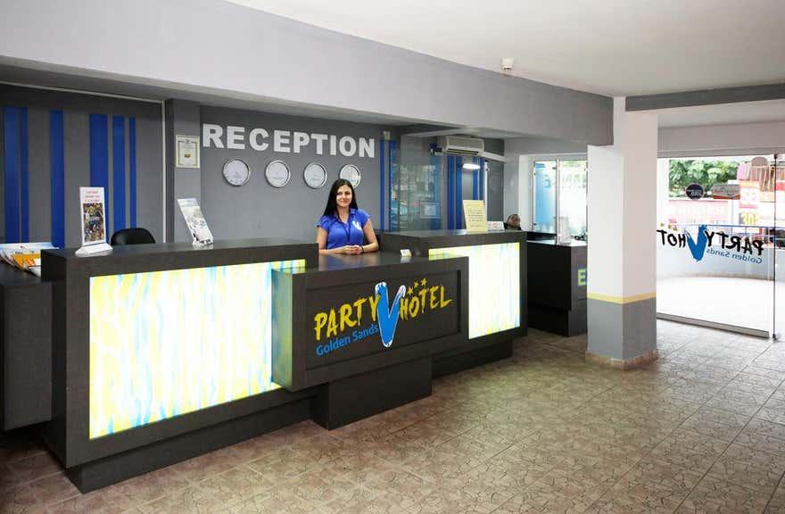 Party Hotel Golden Sands (ex Vladislav)