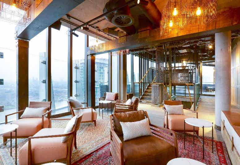 Novotel London Canary Wharf Hotel