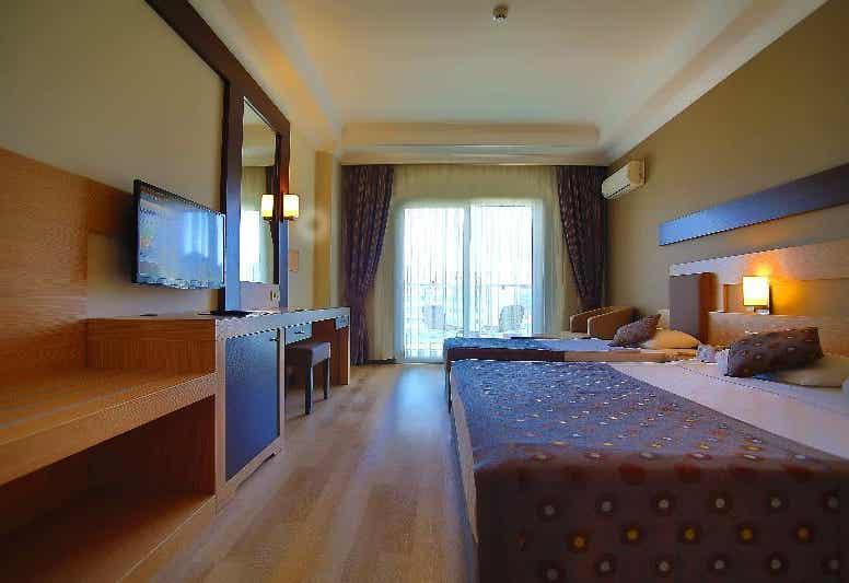 Primasol Telatiye Resort Hotel In Alanya Antalya Loveholidays