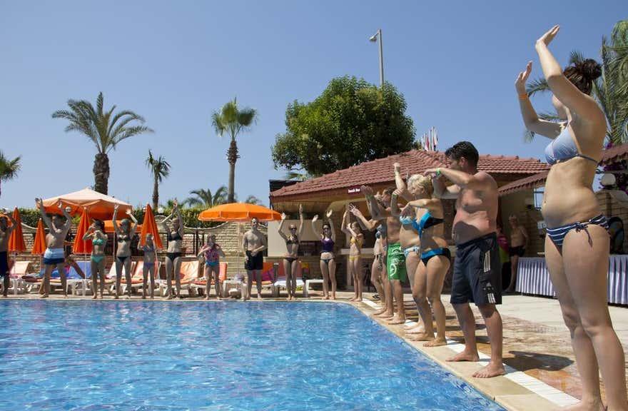 Krizantem Hotel - All Inclusive