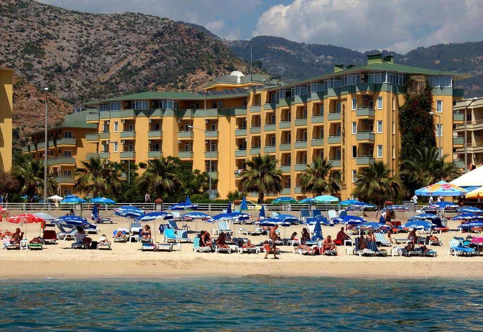 Kleopatra Dreams Beach Hotel - All Inclusive
