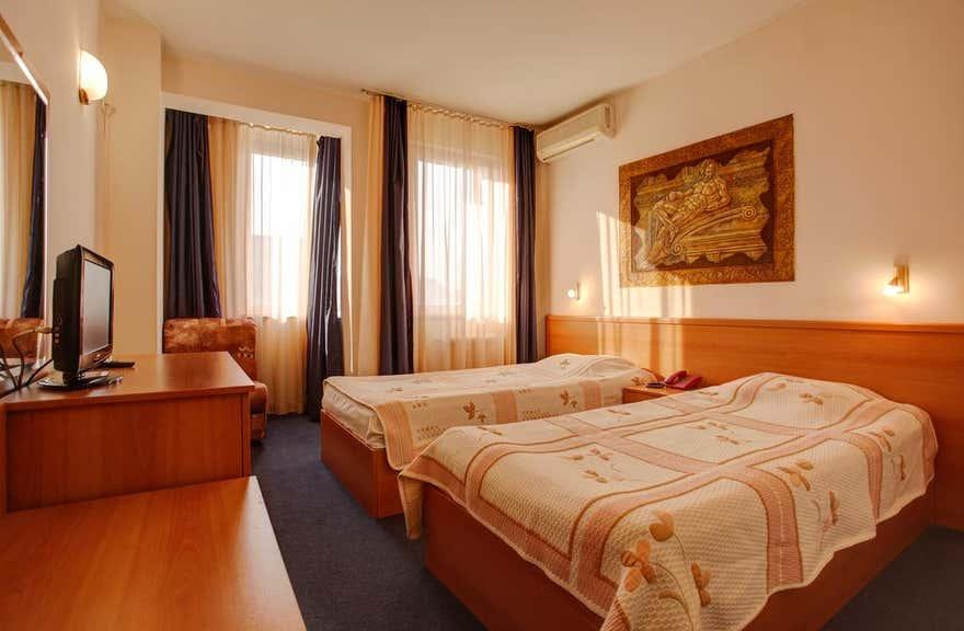 Hotel Rocentro Sofia
