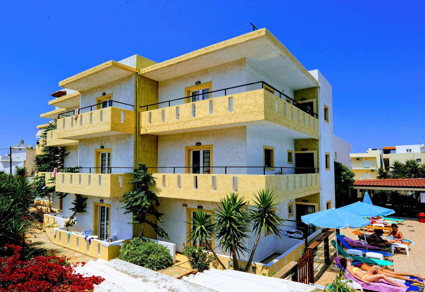 Stelios Residence Apartments