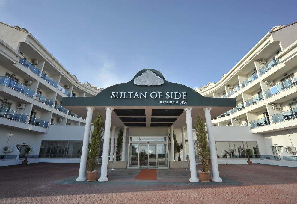 Sultan of Side - All Inclusive