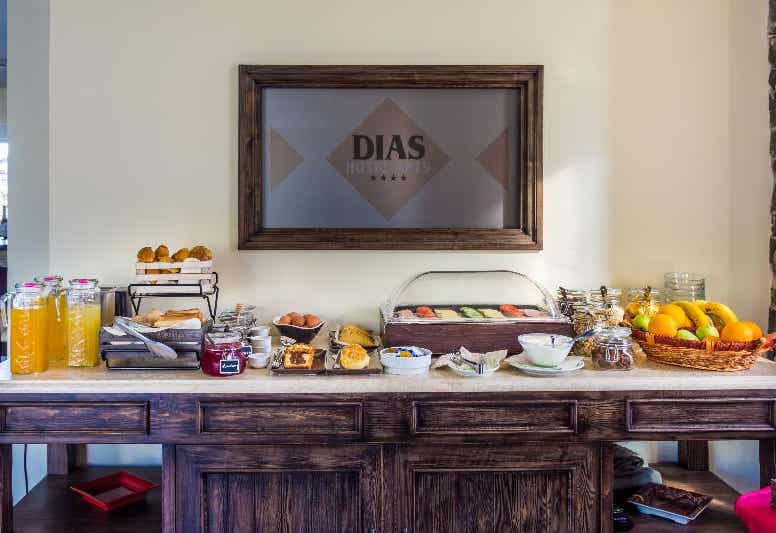 Dias Luxury Studios & Apartments