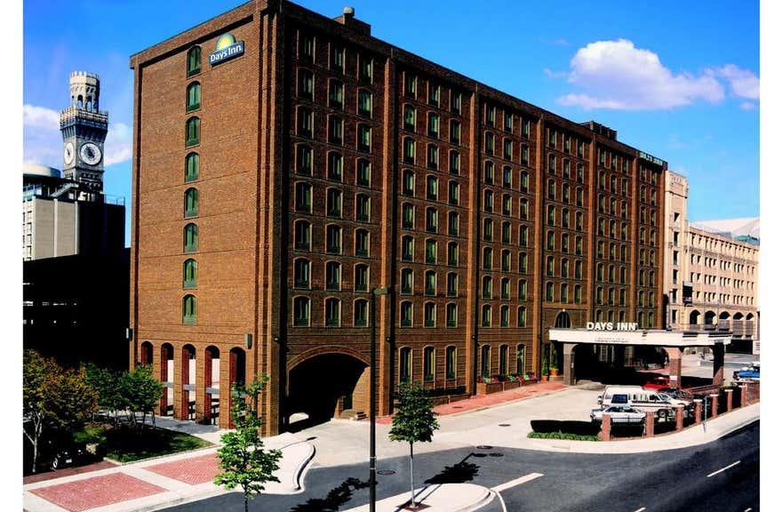 Days Inn by Wyndham Baltimore Inner Harbor