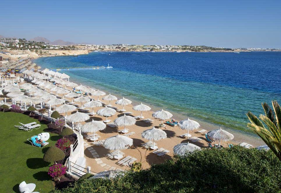SUNRISE Arabian Beach Resort - Grand Select