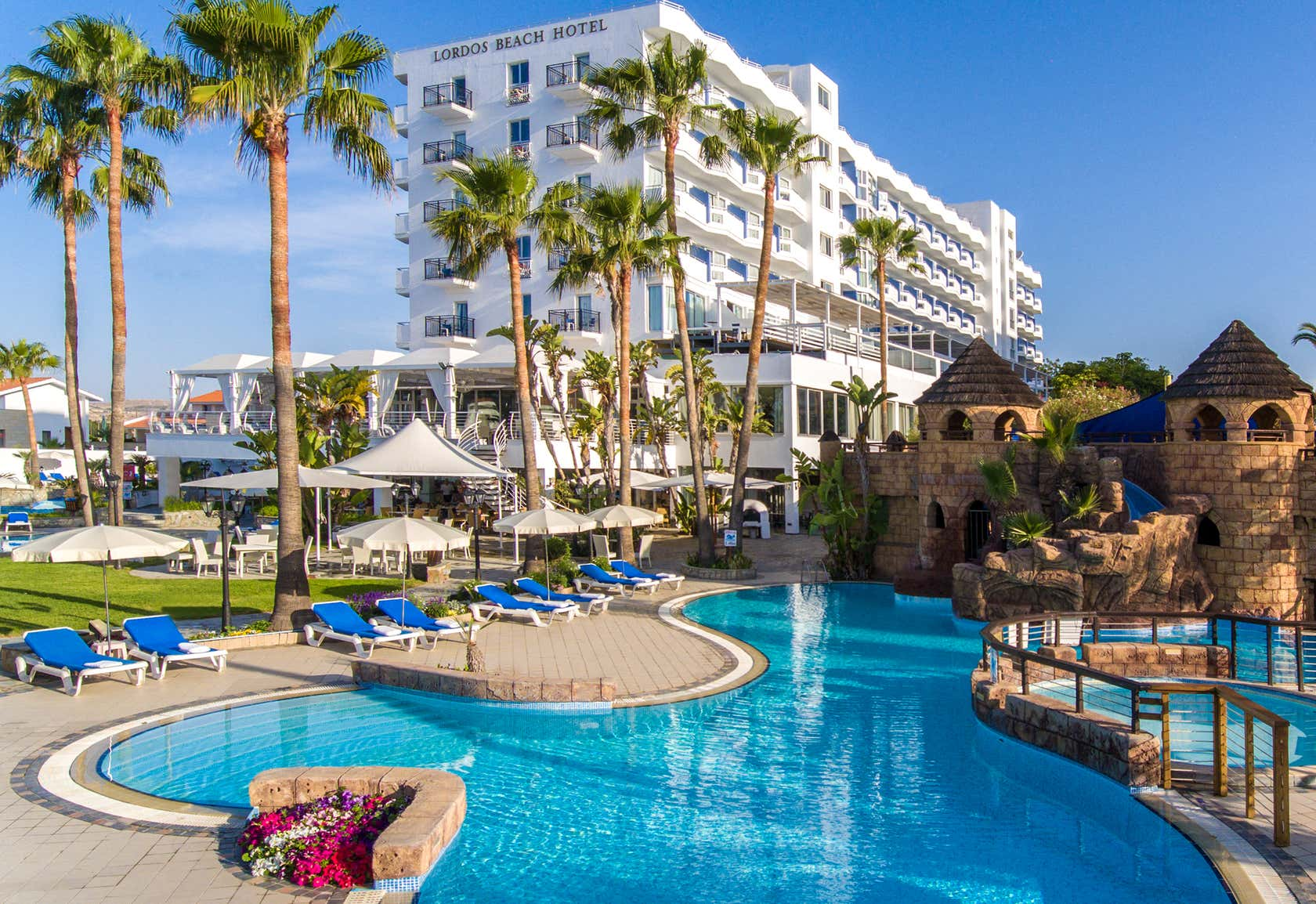 Lordos Beach Hotel and Spa