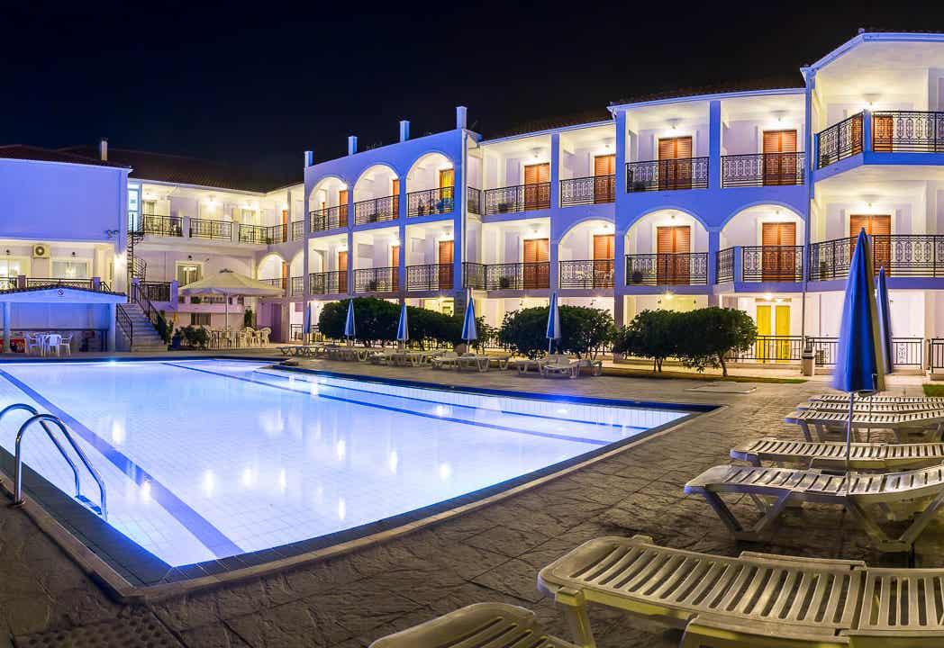 Eleana Hotel, Zante