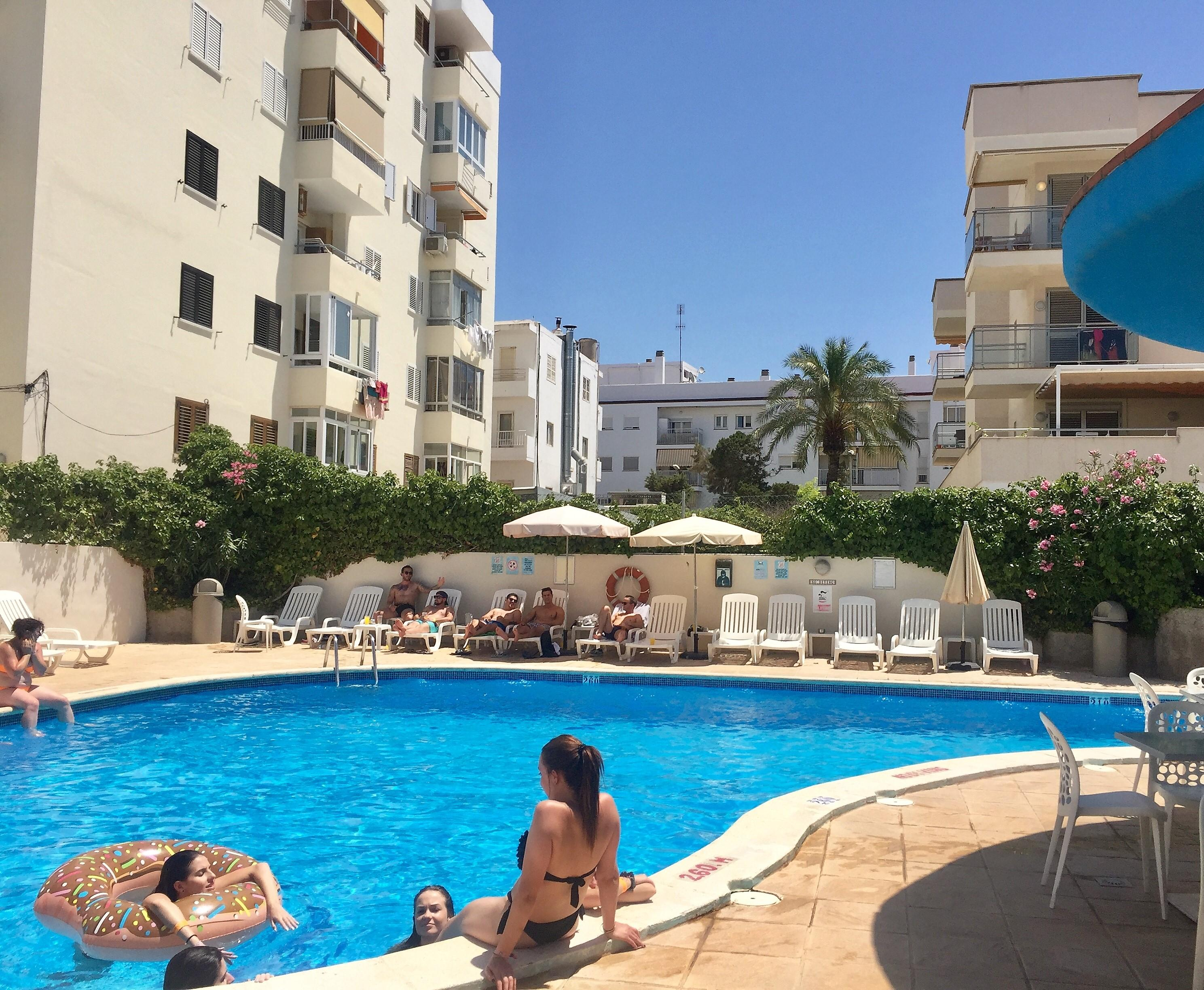 Poniente Playa Apartments In San Antonio Ibiza Loveholidays
