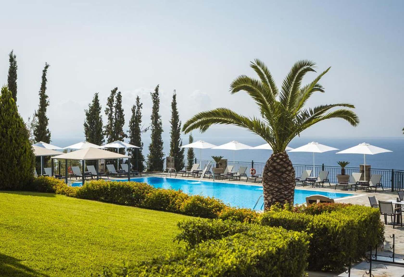 Antonia Hotel Lourdas