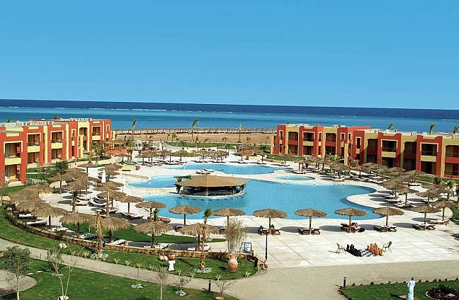 Magic Tulip Beach Resort And Spa