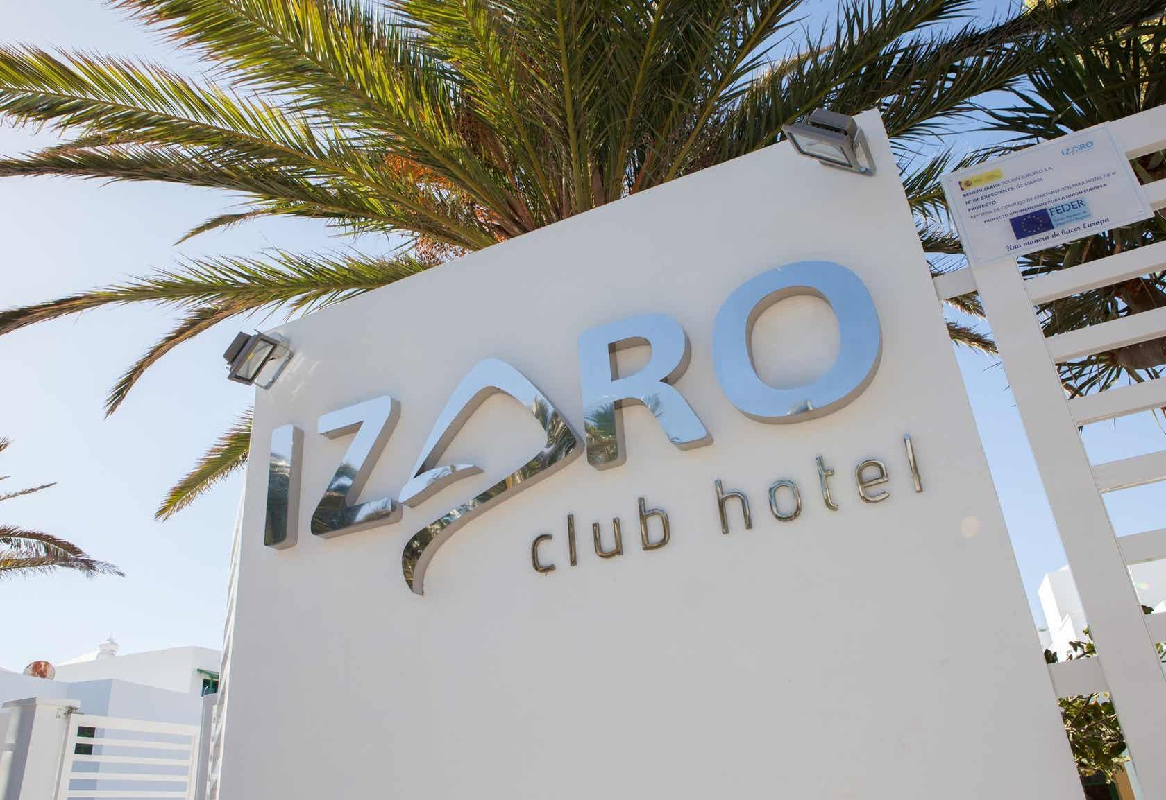 Gloria Izaro Club Hotel In Puerto Del Carmen Lanzarote Loveholidays