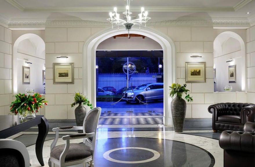 Hotel Principe Torlonia