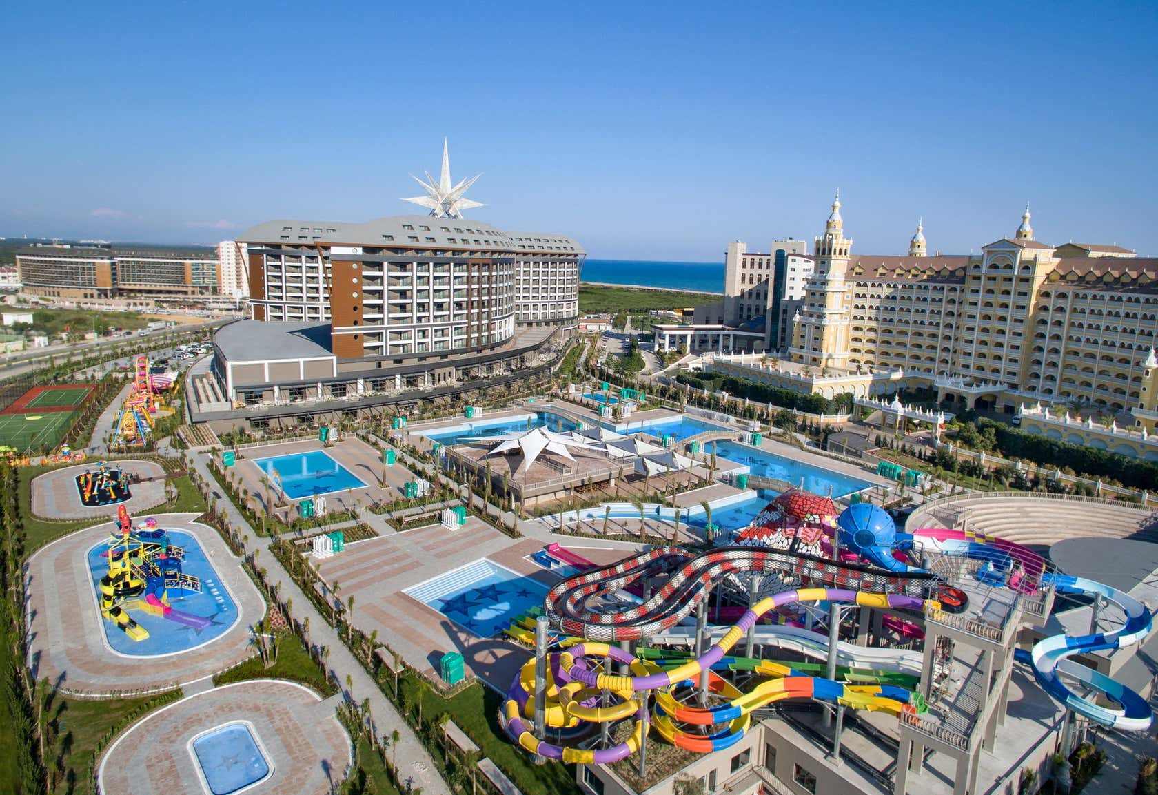 Royal Seginus - All Inclusive