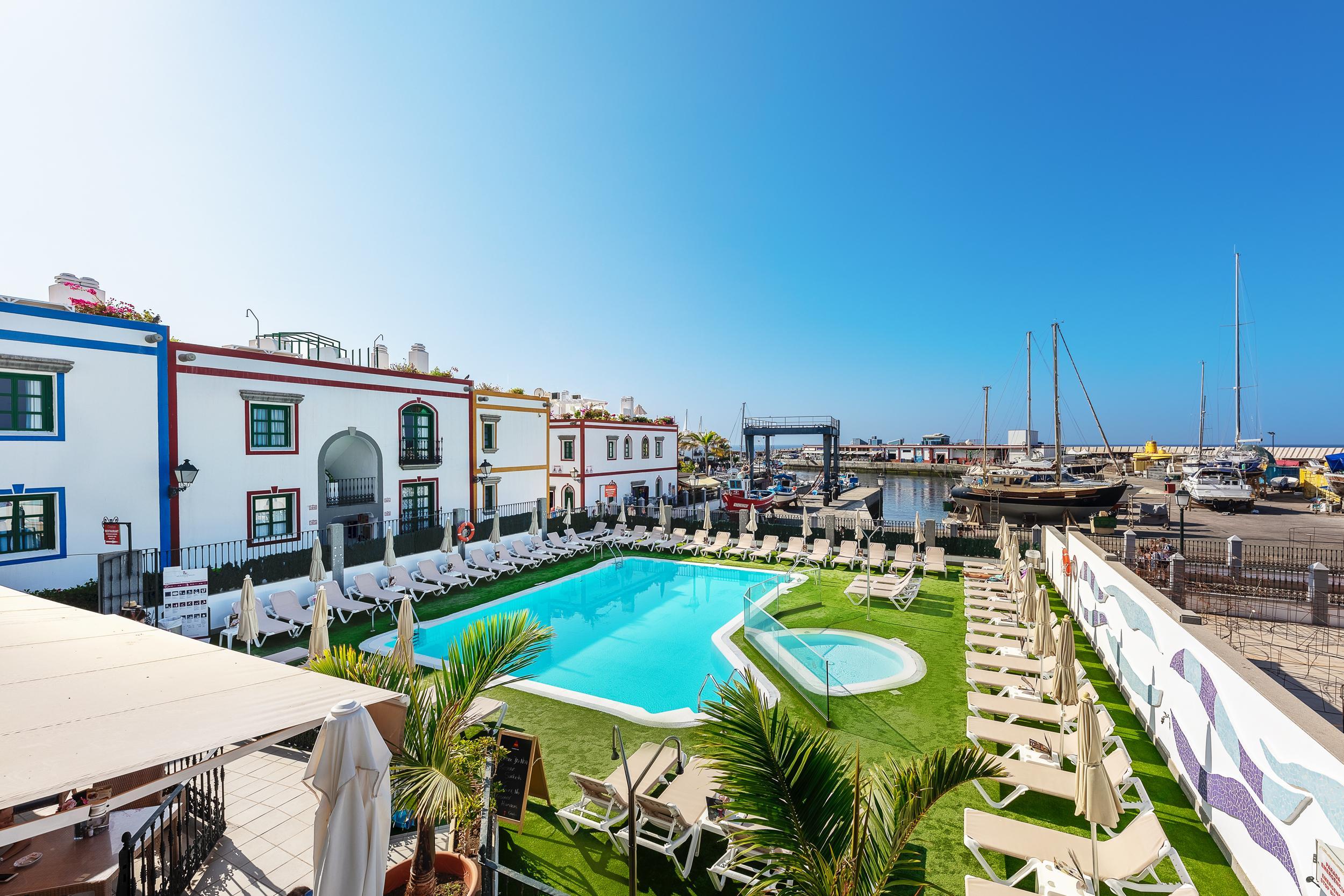 Apartments Puerto de Mogan THe Home Collection in Gran ...