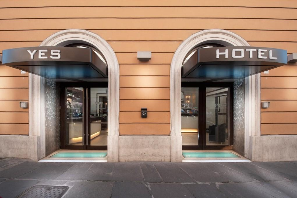 Yes Hotel in Rome, Italy | Holidays from £253 pp ...