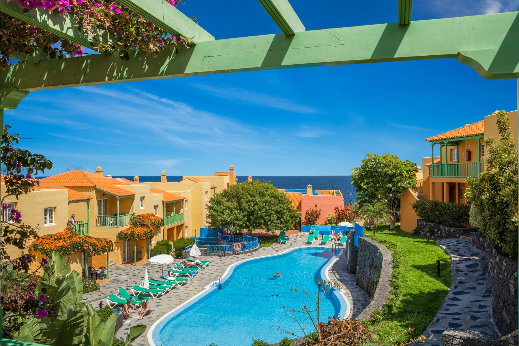 La Caleta Apartments in La Palma, Los Cancajos | Holidays ...
