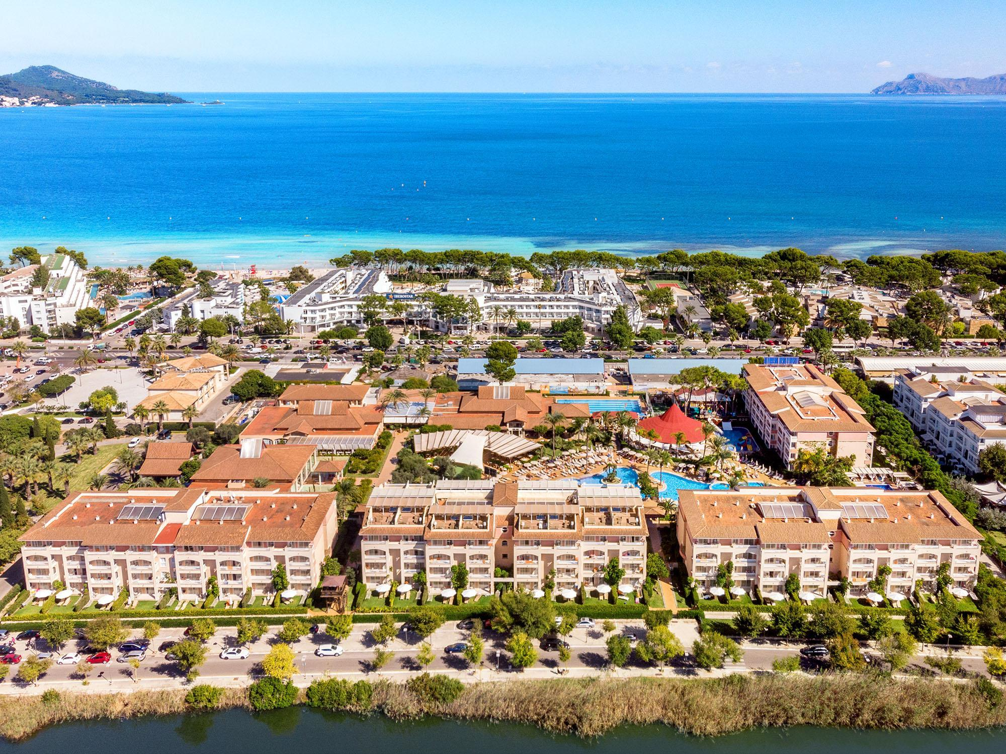 Viva Blue Apartments in Majorca, Muro | Holidays from £267 ...