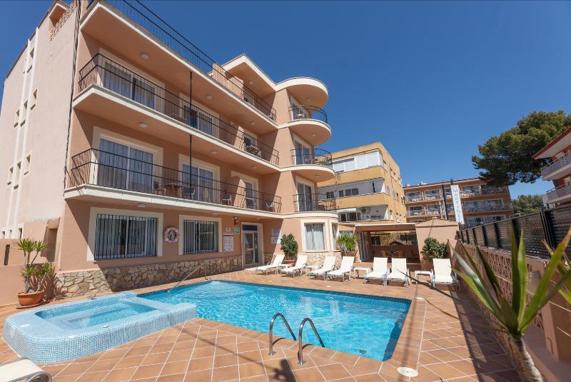 Apartments Martinez in Majorca, Palma Nova | Holidays from ...