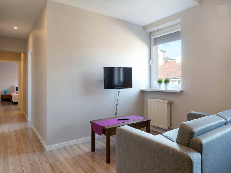 Emaus Apartments in Krakow, Poland | Holidays from £169 pp ...