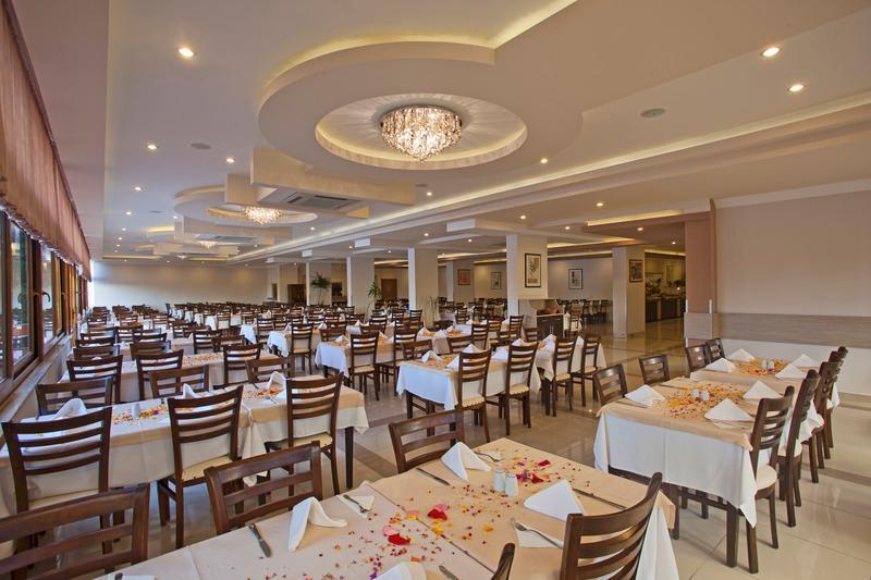Hotel Titan Garden in Alanya, Turkey   Holidays from £379