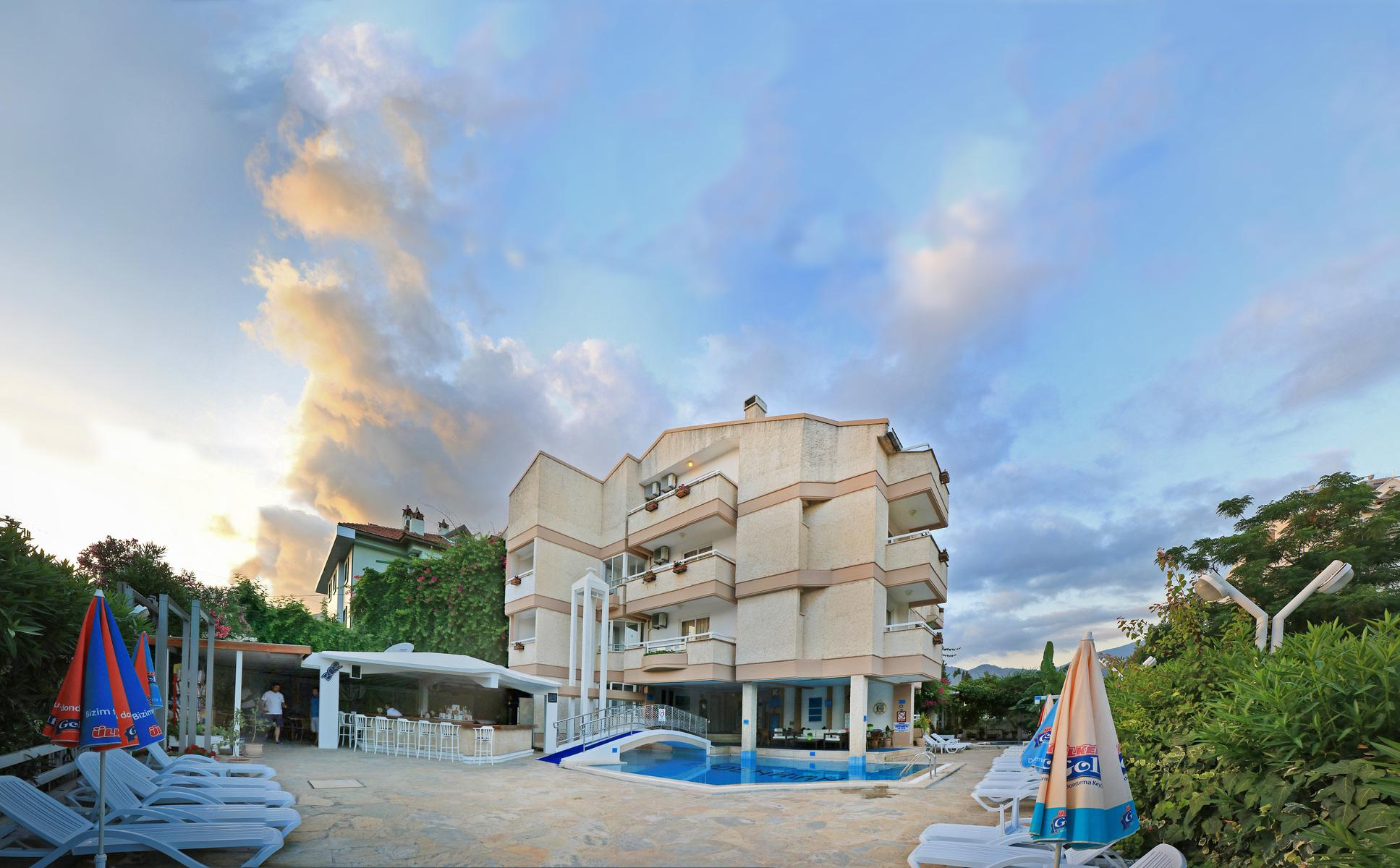 Erdenhan Apartments in Marmaris, Turkey | Holidays from £ ...