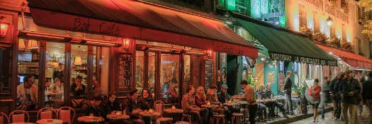 Local specialities in Paris